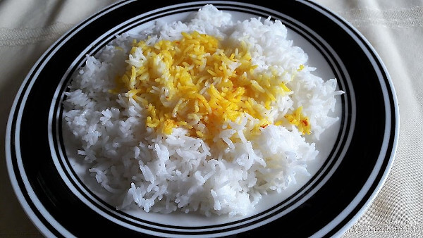 Saffron in Persian Food
